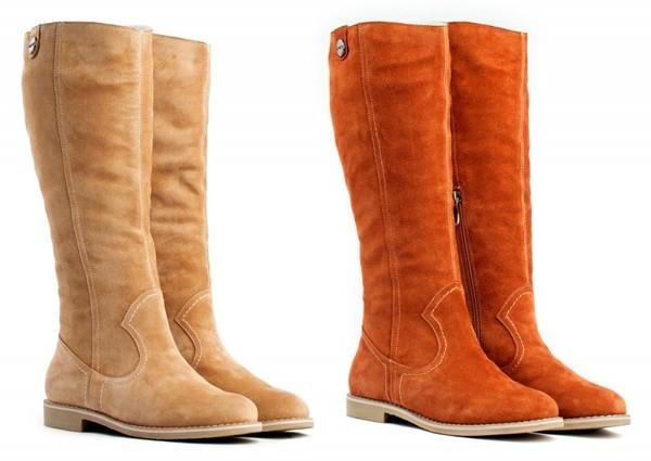 Zomšiniai batai
