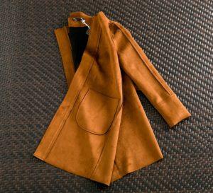 Zomšiniai drabužiai