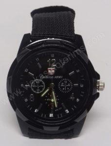 Vyriškas kareiviškas laikrodis Gemius Army - ciferblatas