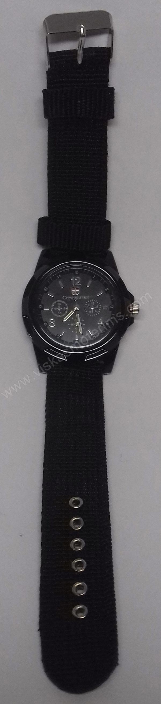 Vyriškas kareiviškas laikrodis Gemius Army - visu ilgiu