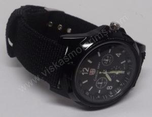 Vyriškas kareiviškas laikrodis Gemius Army - užsegtas 2
