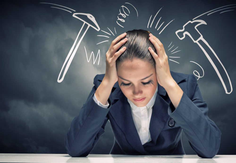 Didelis stresas