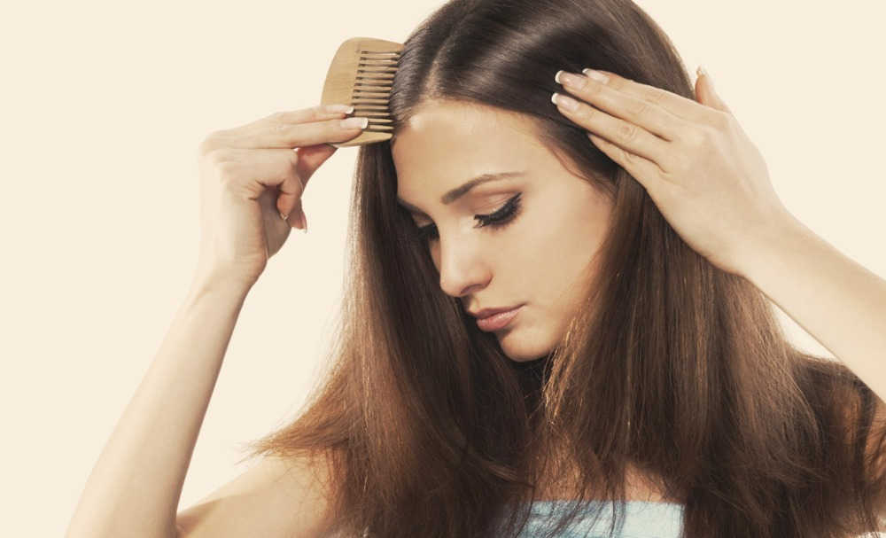 Plaukų slinkimo testas