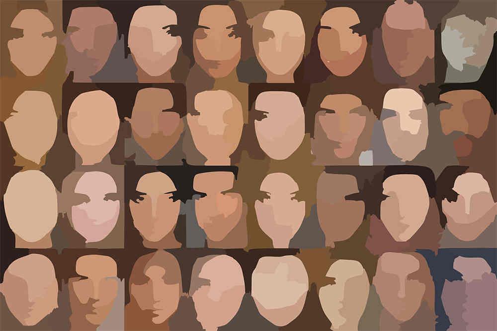 Seksualumas pagal veido bruožus