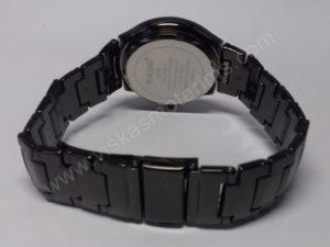 Vyriškas laikrodis Rado su metaline uzsegama apyranke - iš arti su apyranke iš nugaros