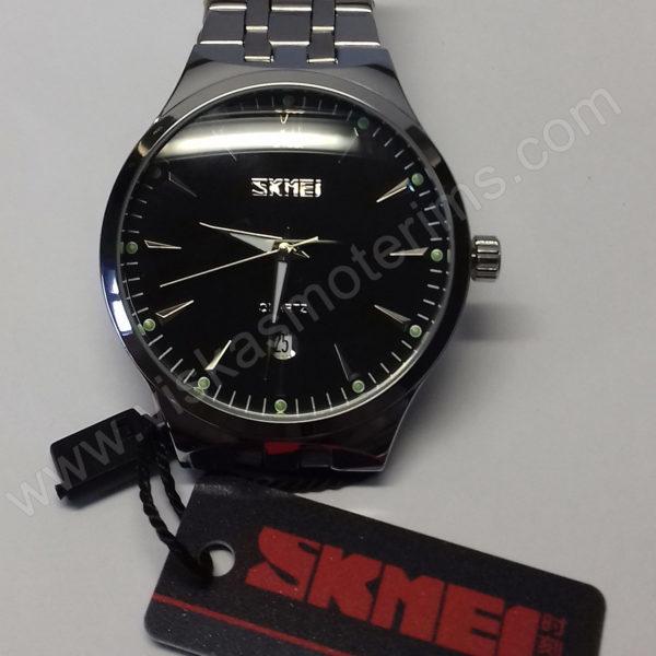 Vyriškas laikrodis Skmei metalinis