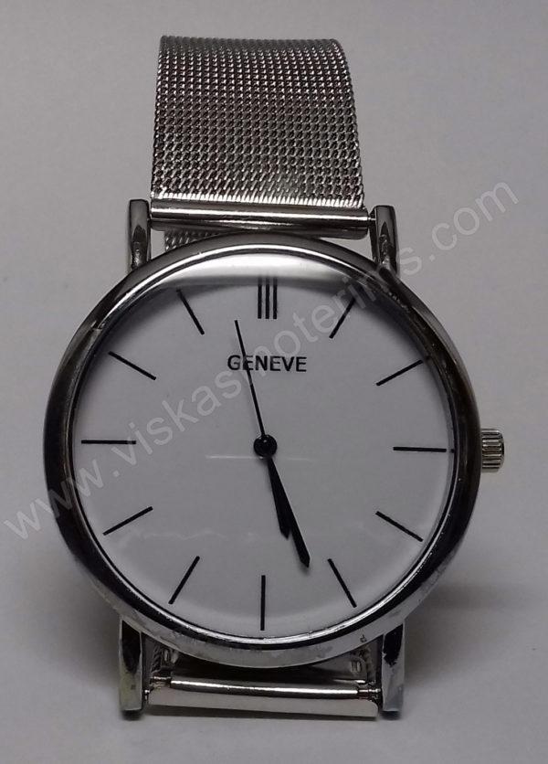Vyriškas laikrodis su metaliniu dirželiu