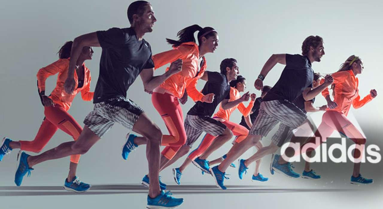 Праздник от Adidas и новая форма клуба - бег