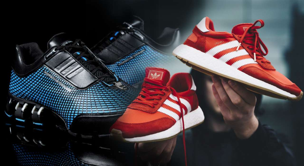 Праздник от Adidas и новая форма клуба - кроссовки