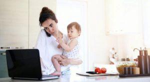 Женский журнал в помощь молодой маме